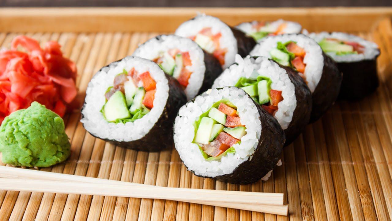 Hasil gambar untuk sushi