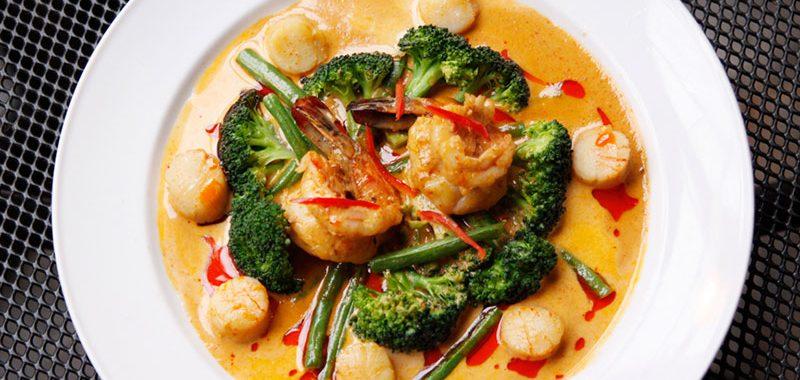 Thai food D