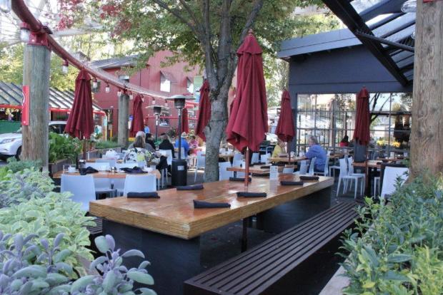 best patios in vancouver